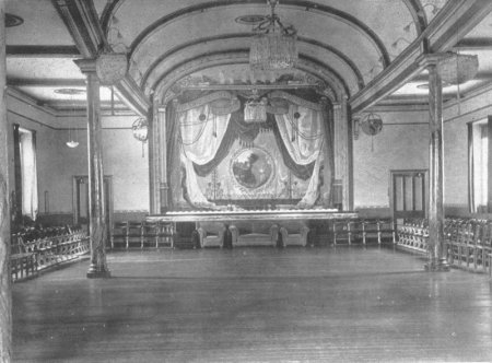 Image 1: Exminster Hospital Recreation Hall (Source: Exminster Archives, uncatalogued