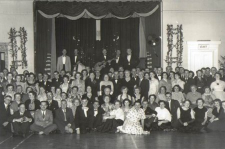 Image 2: Annual Staff Ball (Source: Exminster Archives, uncatalogued)